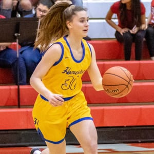 IN: Maggie Keinsley, 2022 SG, 10 PPG, 3.9 GPA